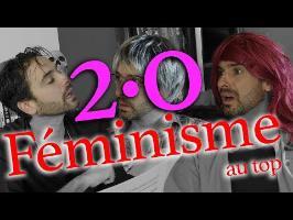 ÉCRITURE INCLUSIVE 2•0 : Féminisme et Paradoxe