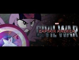 Captain Equestria: Civil War