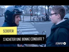 Scooter : s'acheter une bonne conduite ?