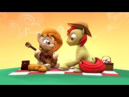 Perfect Pear MLP SFM Scene Reenactment