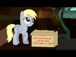 MLP FiM: The Doctor's Muffin's (Animation)