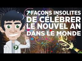7 façons insolites de célébrer le Nouvel An à travers le monde