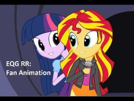 Equestria Girls Rainbow Rocks Fan Animation