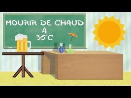 ???? Mourir de chaud à 35°C ????️