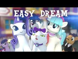 My Lego Pony: Easy dream (animation)