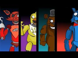 Five Nights at Freddy's MLP Animation The Living Tombstone