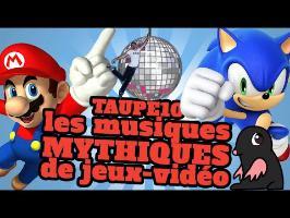 TOP 10 des Musiques mythiques de Jeux-Vidéo feat. IRO