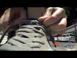 Les baskets recyclées - Product - ARTE