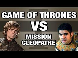 Game Of Thrones VS Astérix et Obélix: Mission Cléopatre EP01