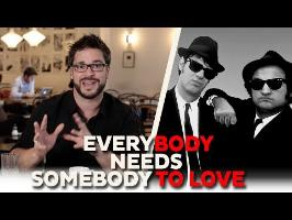 UCLA - L'histoire de EVERYBODY NEEDS SOMEBODY TO LOVE des BLUES BROTHERS