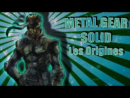 Metal Gear Solid, les origines - Des Racines et des Pixels #12