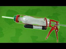 How to make an Air Gun - Airsoft Rifle with a Bottle