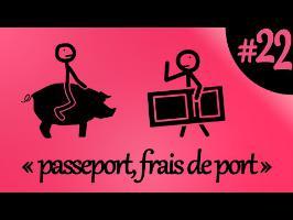 passport, frais de port - Paye Ton Expression #22
