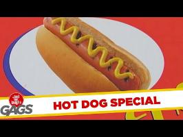 Hot Dog Pranks - Best of Just For Laughs Gags