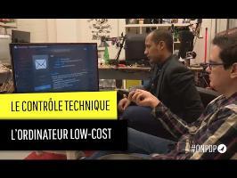 Le contrôle technique : l'ordinateur low cost