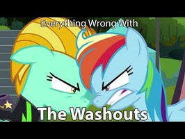 Everything Wrong With My Little Pony Season 8 The Washouts