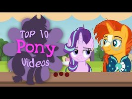 The Top 10 Pony Videos of February 2019 (ft. ACRaceBest)