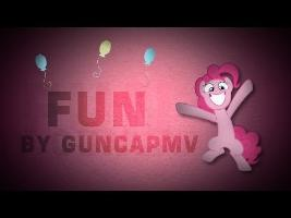 [PMV] Pinkie Pie - FUN (typography, motion graphics)