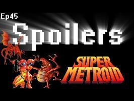 Spoilers - Super Metroid