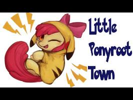 Little Ponyroot Town (YTPMV Collab with Fizzy Note)
