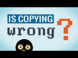 Is Copying Wrong? - Copy-me