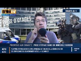 PARODIE D'UN REPORTAGE BFMTV - Superflame