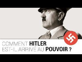 COMMENT HITLER EST-IL ARRIVÉ AU POUVOIR ?