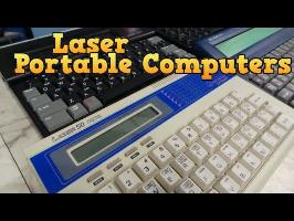 The Laser Portable Computers that ran BASIC.