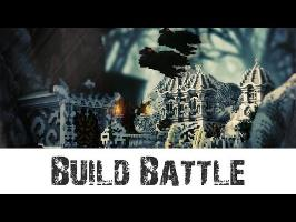 Build Battle : Graveyards & Gargoyles