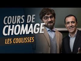 Cours de Chômage - Les coulisses