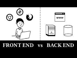 Dev Front End vs Back End : quelles différences ?