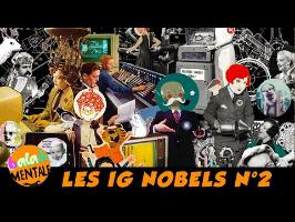 IG Nobel / Chat sur le clavier, Biscottes beurrées et peigne pour chauve !