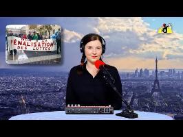Le JT de la Parisienne Libérée [procès politiques, turquie, nddl]