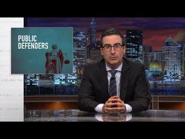 Last Week Tonight with John Oliver: Public Defenders (HBO)