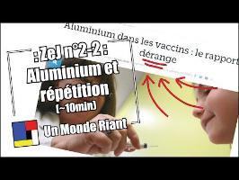 Zététique et journalisme - #2-02 - Aluminium et répétition