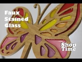 DipIt #18: Faux Stained Glass