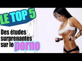 Le top 5 des études surprenantes sur le porno