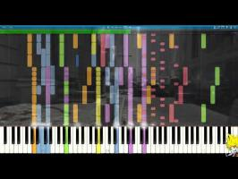 Epic Modern Video Game Medley! - Synthesia Video