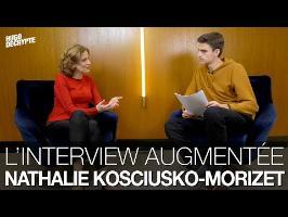 Présidentielle 2017 : l'interview augmentée de Nathalie Kosciusko-Morizet