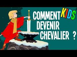Comment devenir chevalier - Question Histoire KIDS #13