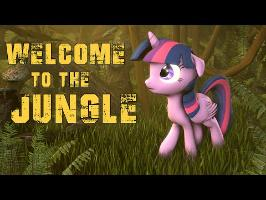 Welcome to the Jungle - YTS Short [SFM]