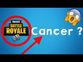 FORTNITE UN JEU CANCER ?