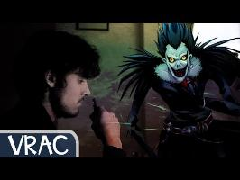 #Bonus Vrac a un Death Note !!!