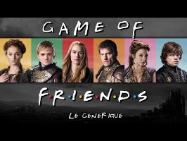 Game of Friends Intro (Game of Thrones VS Friends Mashup) - WTM