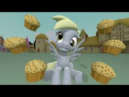 SFM:Ponies: Muffins