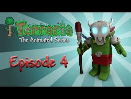 Terraria: The Animated Series - Episode 4