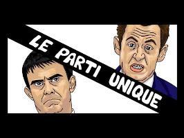 Sarko Valls et le parti unique - Caljbeut