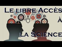 3 POINTS POUR LE LIBRE ACCÈS A LA SCIENCE