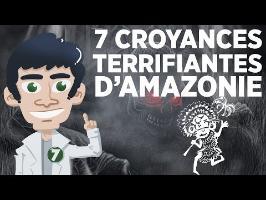 7 croyances terrifiantes d'Amérique du Sud