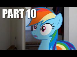 Rainbow Dash's Precious Book - Part 10 (MLP in real life)